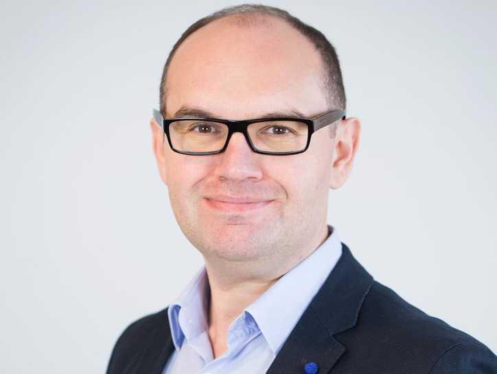 Simon Posluk, enhetschef på Transportstyrelsens avdelning för sjö- och luftfart.