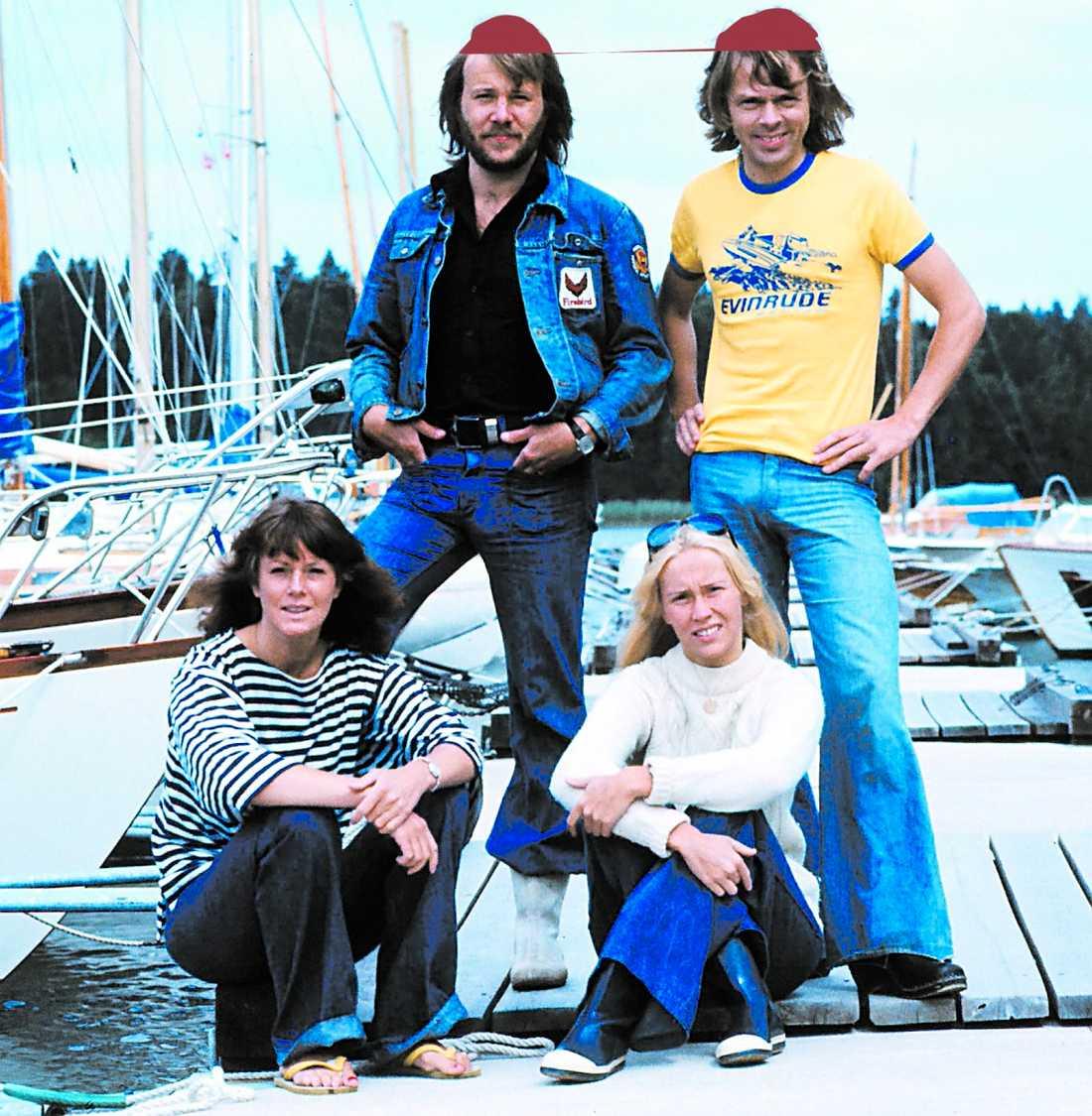 ABBA drar fortfarande in pengar, trettio år efter att låtarna skrevs.
