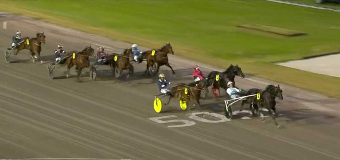 Don Fanucci Zet vinner Sprintermästaren.