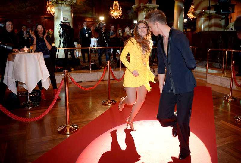 """Innan Bianca Ingrosso tackade ja till """"Let's dance"""" var hon orolig för näthatet. """"Jag är en sådan som tackar nej till saker som jag vet att jag vill men inte vågar""""."""