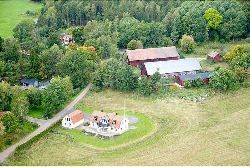 Västmanland – Dyrast Harkie, 260 m², 9 900 000 kronor.