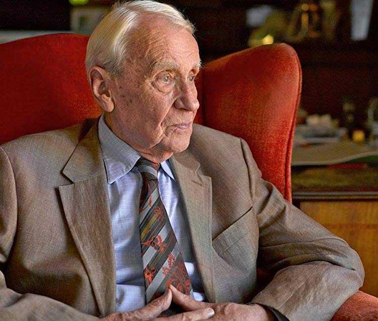 Christopher Tolkien är död. Han blev 95 år gammal.