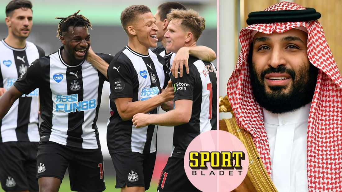 Mohammed bin Salman drar sig ur köpet av Premier League-klubben Newcastle.