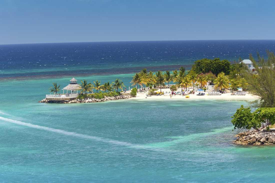 3) Jamaica.