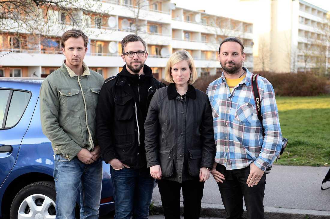Aftonbladets team på plats i Norrköping.