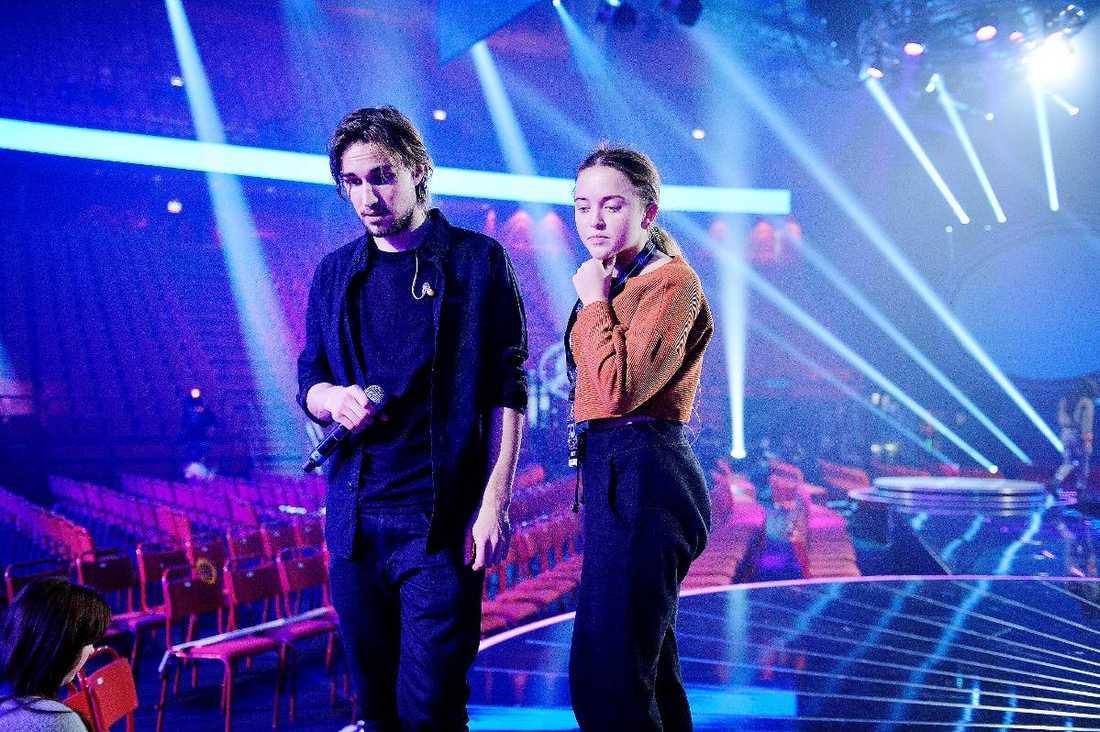"""I kväll möts Kevin Walker och Elin Bergman i finalen av """"Idol"""". Men kommer de att sätta låtarna?"""