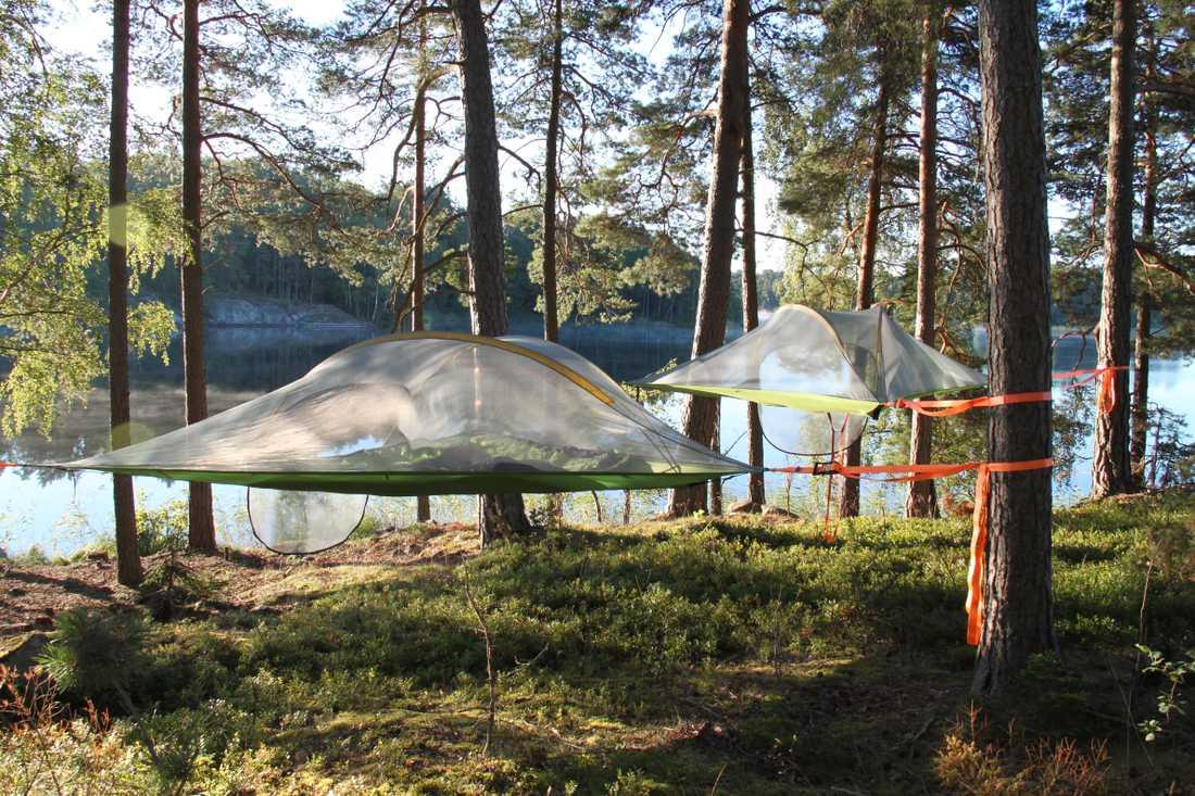 Valet av plats för kickoffen är viktig. Beroende på om den hålls på ett slott eller ute i det fria med tält som sovplats påverkas stämningen och tonen. Arkivbild.