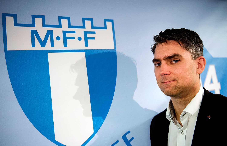 MFF-vd:n Niclas Carlnén.
