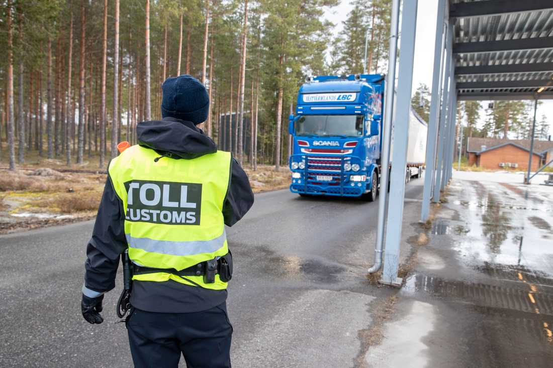 Coronapandemin är anledningen till att rörligheten mellan Sverige, Norge och Finland har minskat.
