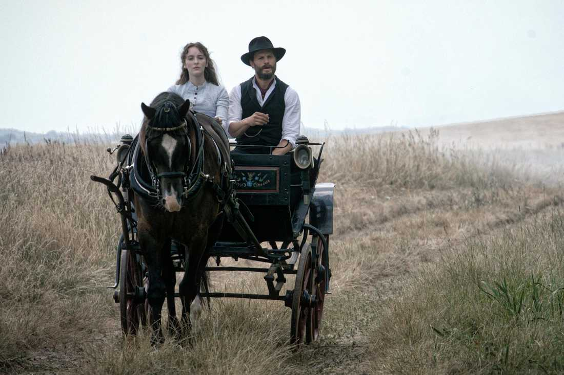 """""""Death and nightingales""""."""