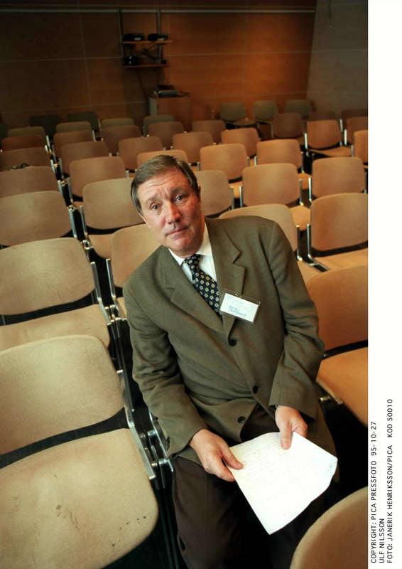 Ulf Nilson - populist? Foto: Scanpix