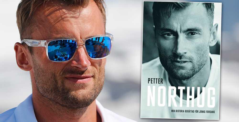 """Northugs nya bok """"Min historia""""."""