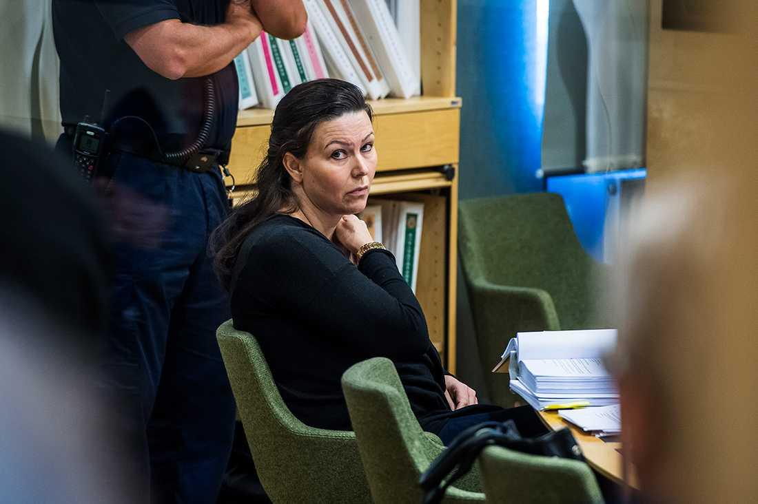 Västmanlands tingsrätt finner Johanna Möller skyldig till samtliga brott hon åtalas för.