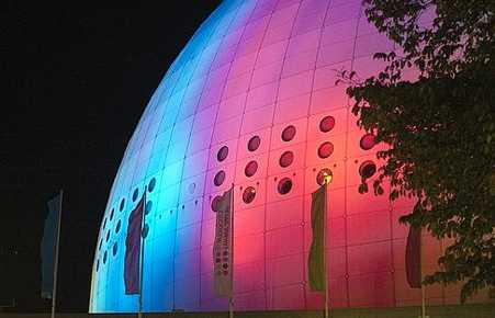 Globen i Stockholm. (Arkivbild)