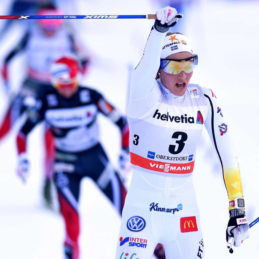 Skid-VM 2017 drar igång snart med Stina Nilsson mfl.