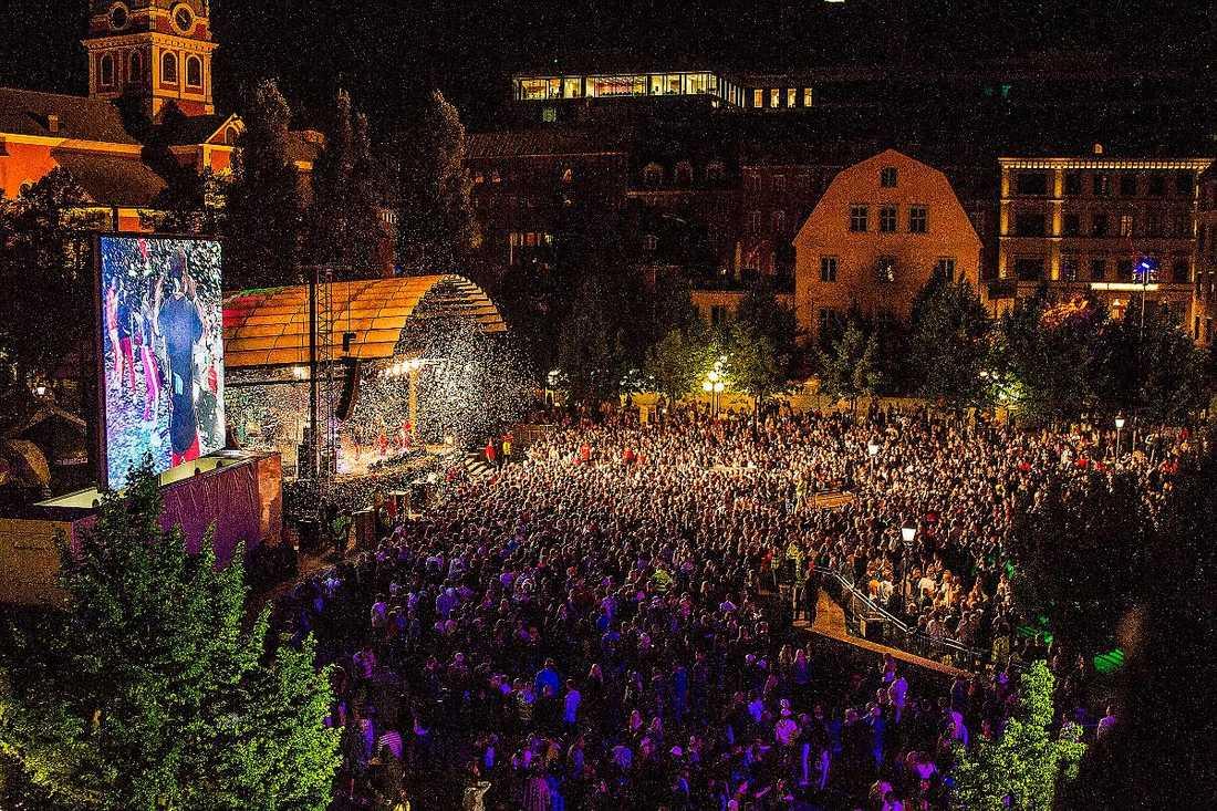 """Efter förra årets """"We are Sthlm""""-festival i Stockholm anmäldes ett stort antal övergrepp mot kvinnor."""