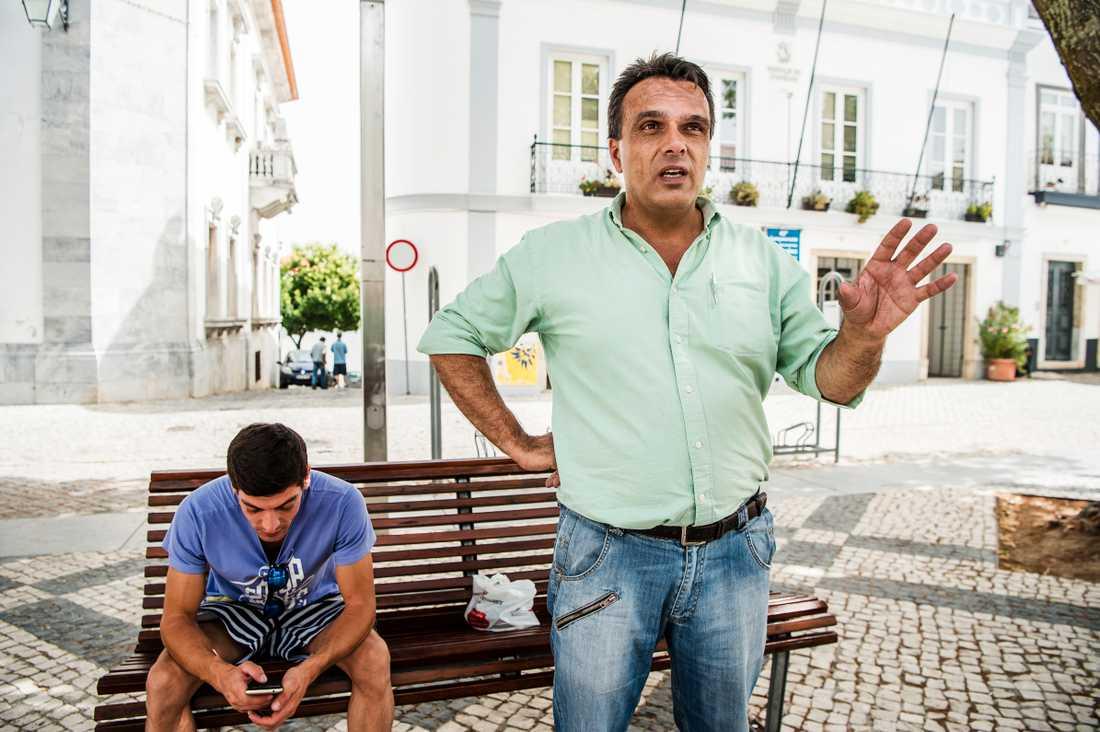 Rui Pinto, 43 år.