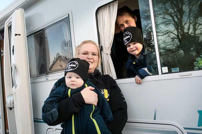 Husbilslivet med barn: ny trend som lockar allt fler