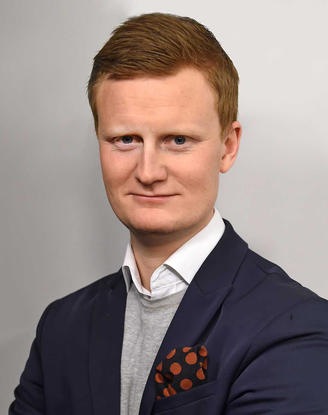 Patrik Fernlund