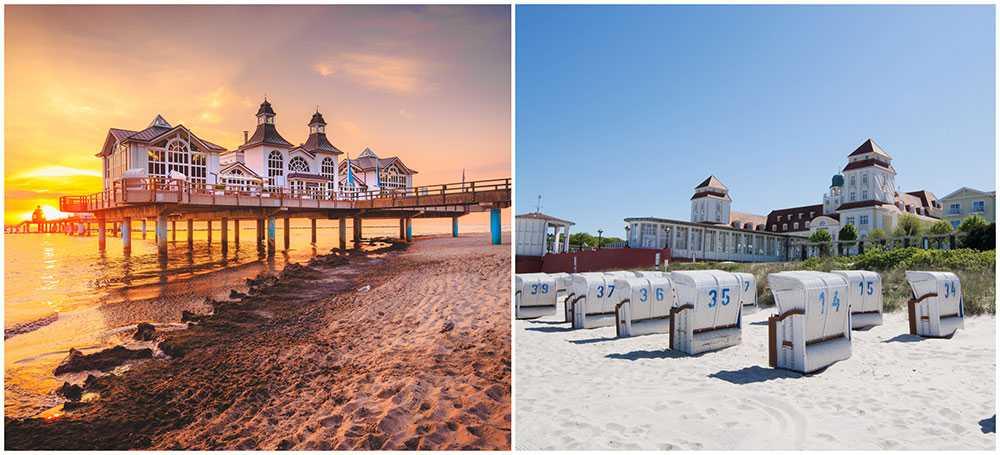 I Polen, Estland och Tyskland ligger fantastiska stränder och spännande städer.