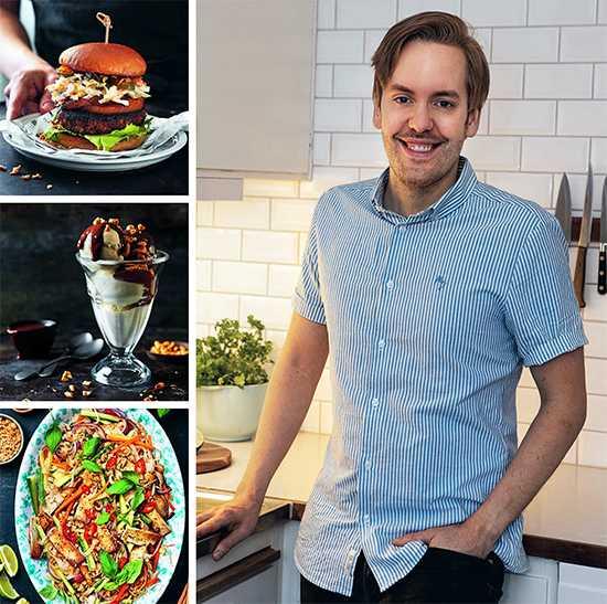 ÅK PÅ MATRESA – Glöm inte lyxen att kunna resa jorden runt på en tallrik, utan att ens behöva lämna köket, säger kokboksförfattaren Mattias Karlsson.