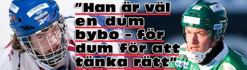 Joakim Svensk och Jesper Eriksson.