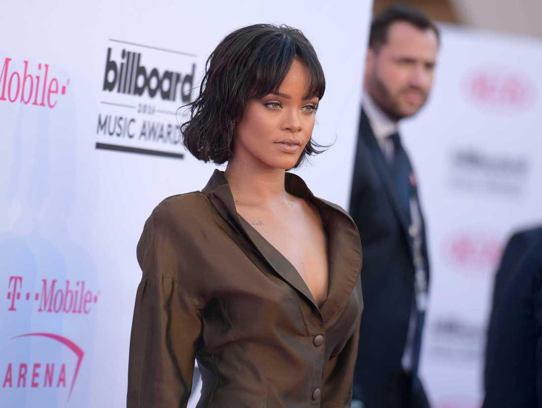"""Enligt nätsajten Deadline är det ytterst nära att Rihanna axlar en av rollerna i """"Ocean's eight""""."""