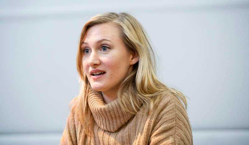 I HETLUFTEN Sissela Benn blev tagen på sängen av den massiva kritiken mot hennes figur Filippa Bark.