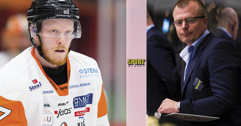 Chocken för AIK: Nyförvärvet lämnar direkt för SHL