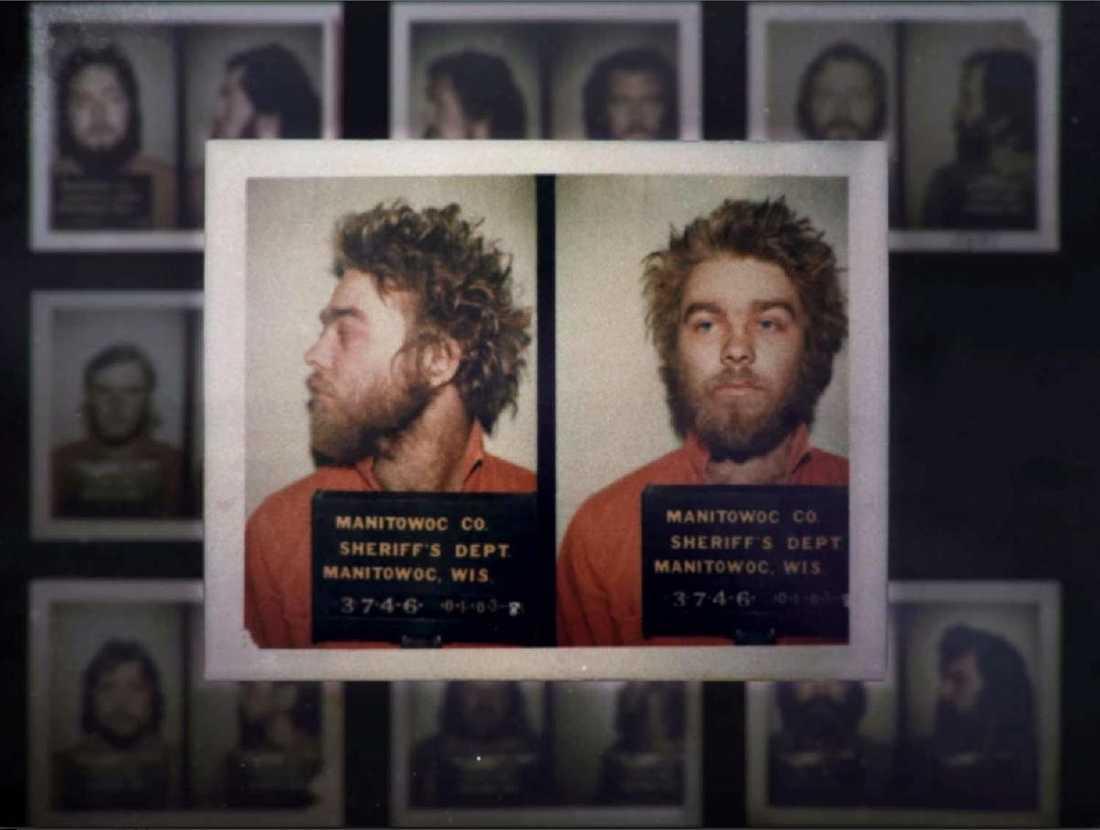 """Oskyldigt dömd? Amerikanen Steven Avery dömdes för en brutal våldtäkt - och friades efter 18 år i fängelse. Fyra år senare dömdes han, och hans brorson Brendan Dassey, för mord och våldtäkt. Tv-serien """"Making a murderer"""", som följer Avery, har blivit en enorm succé. Nu kräver hundratusentals tittare att de två männen ska benådas av president Obama. Foto: Netflix"""