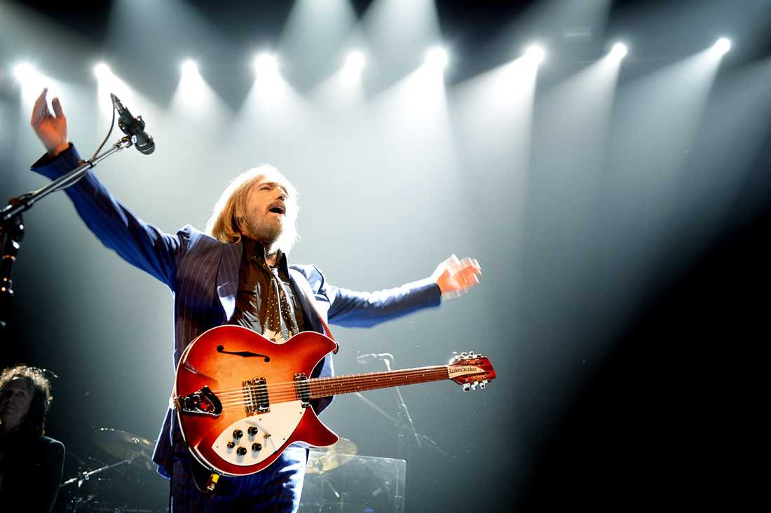 Tom Petty i Globen.