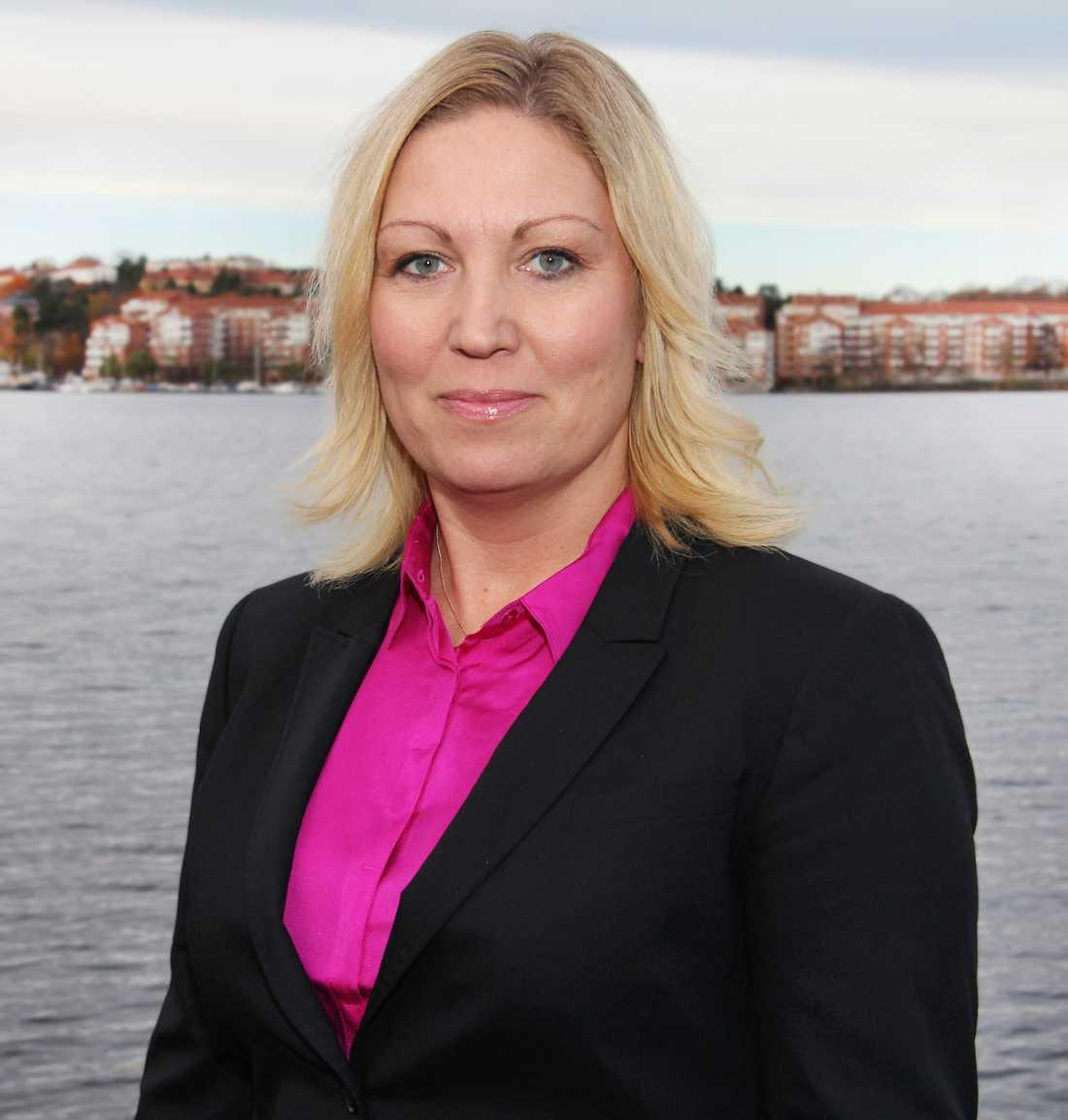 Johanna Jaara Åstrand, lärarförbundet
