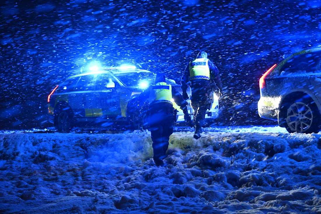 Otäck trafikolycka i Åmål – en person skadades lindrigt. Arkivbild