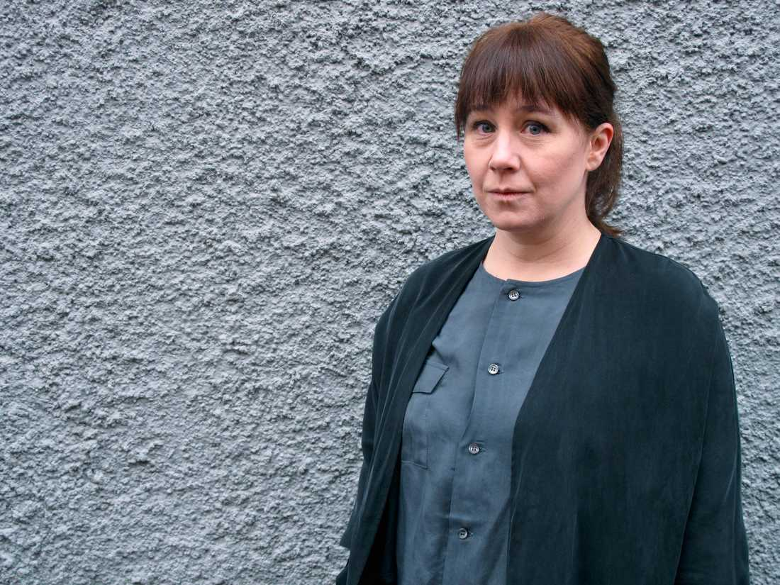"""Frida Röhl, konstnärlig ledare för Folkteatern i Göteborg, har kontaktat dramatiker från hela världen för projektet """"Urgent drama"""". Pressbild."""