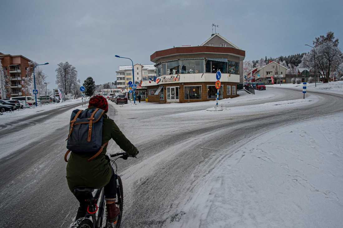 Vilhelmina kommun har knappt 7000 invånare, varav hälften bor i centralorten.