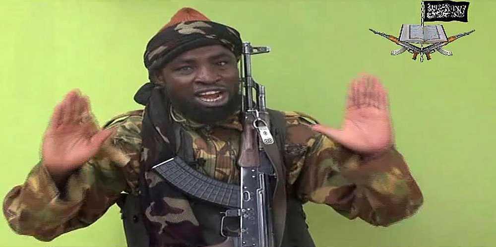 Gruppens ledare Abubakar Shekau