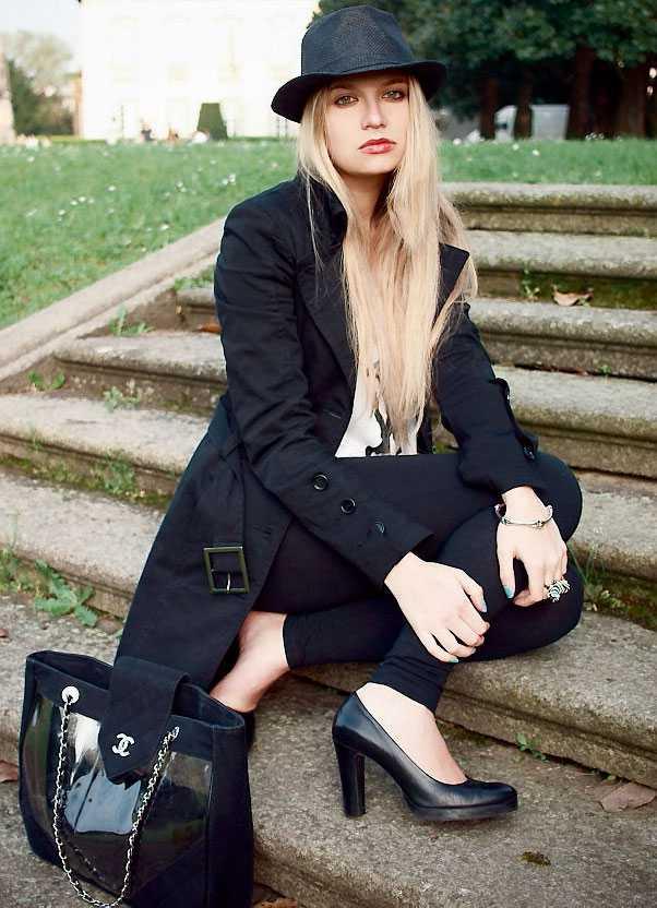"""""""Som modebloggare hade jag inte kunnat önska mig en bättre stad att bo i än Milano – särskilt under modeveckorna!"""""""
