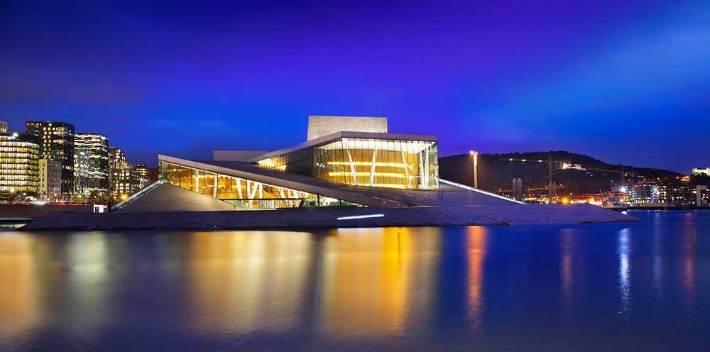 Operan i Oslo.