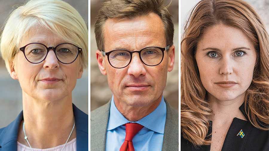 För att Sverige ska bli ett jämställt land räcker inte nya myndigheter och politiska slagord, nu krävs riktiga reformer. Vi presenterar i dag tre viktiga reformområden för en modern jämställdhetspolitik, skriver Ulf Kristersson, Elisabeth Svantesson och Josefin Malmqvist.