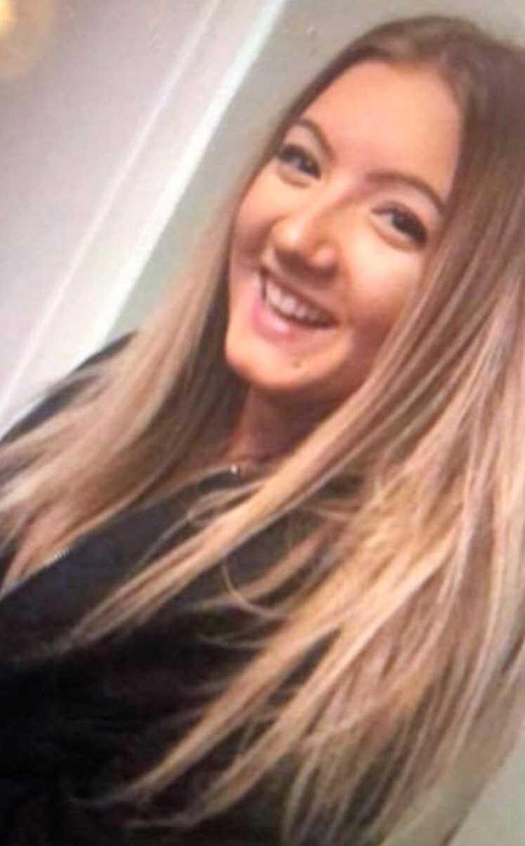 Wilma Andersson, 17, försvann den 14 november.