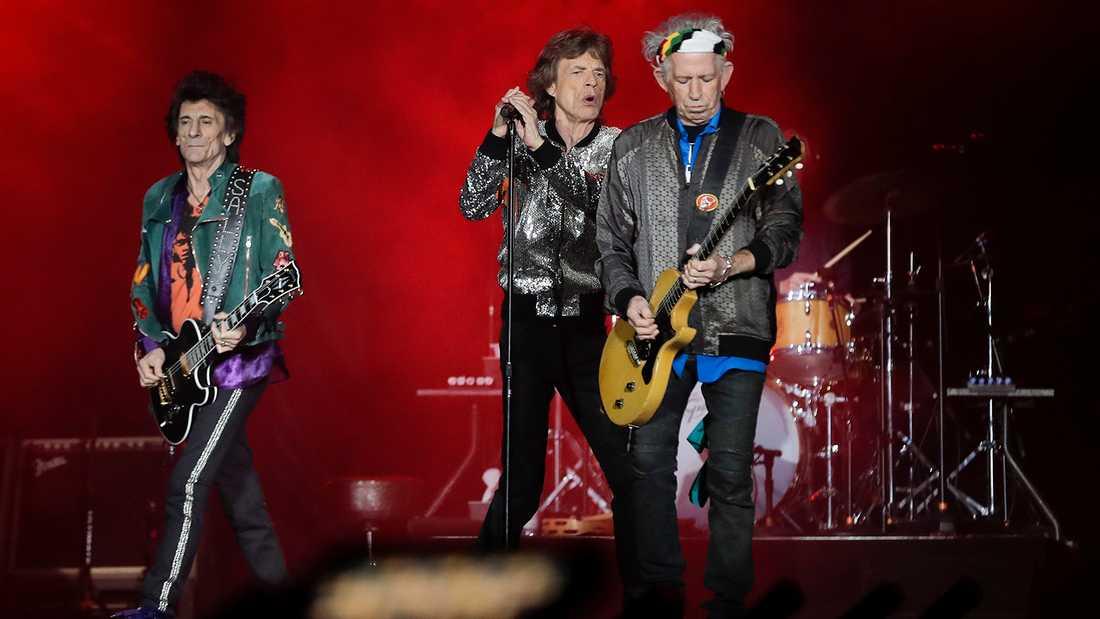 Rolling Stones spelar i Stockholm torsdag kväll.