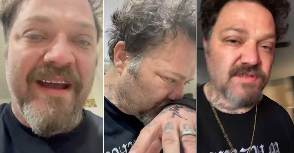"""Bam Margera har de senaste månaderna publicerat flera videor på sociala medier i vilka han går till angrepp mot produktionen av """"Jackass 4""""."""