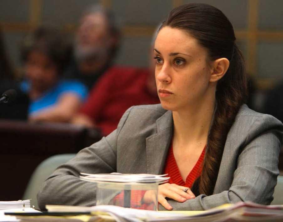 Kan dömas till döden Döms Casey Anthony, 25, för mordet på sin dotter Caylee riskerar hon dödsstraff.