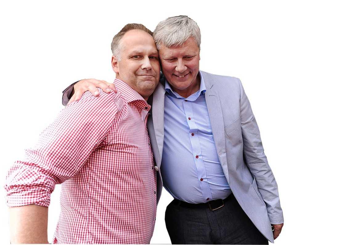 Jonas Sjöstedt vill ta över Vänsterpartiet efter Lars Ohly.