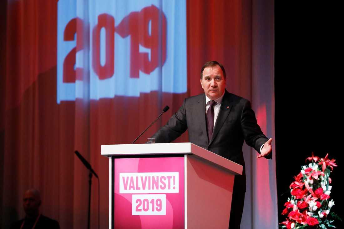 Styefan Löfven.