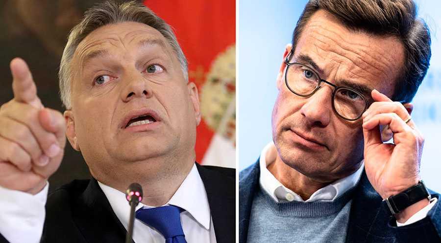 Jag kommer nu som partiledare för Moderaterna driva på för att Fidesz ska uteslutas ur EPP, skriver Ulf Kristersson.