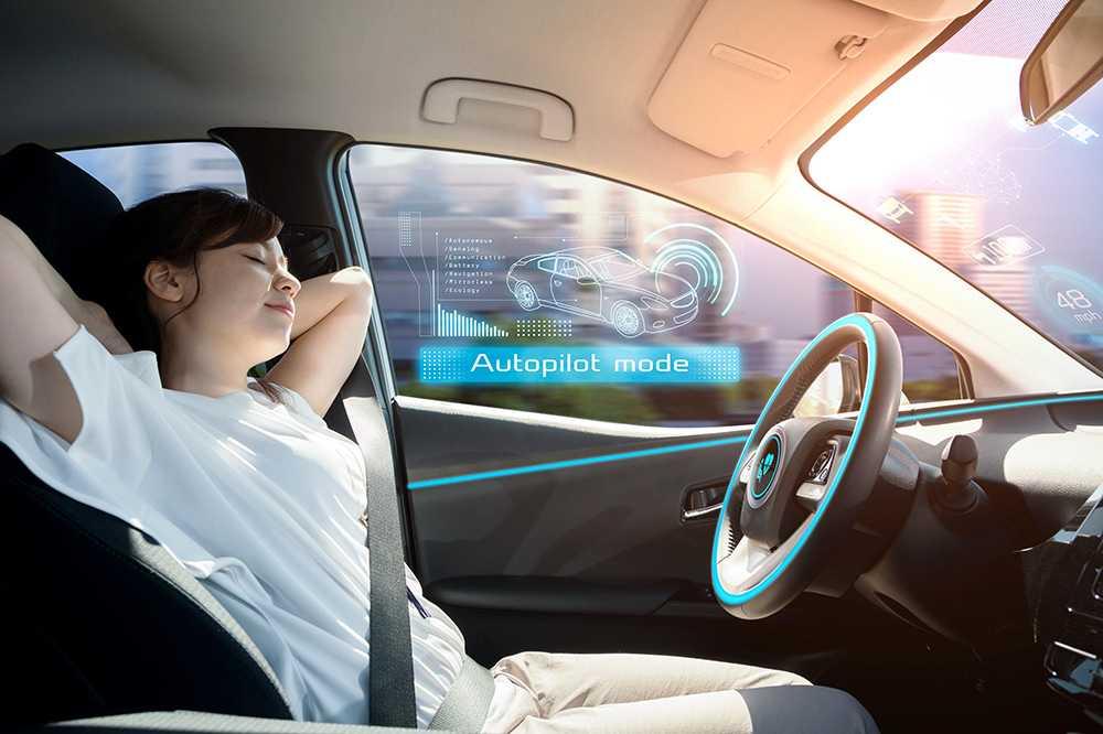 Självkörande bilar kan vara en verklighet om bara några år.