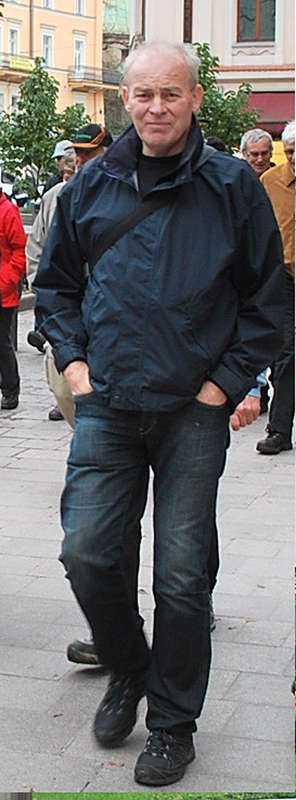 Håkan Ingerwald, 58, hittades i måndags kväll efter två dagars febrilt sökande.