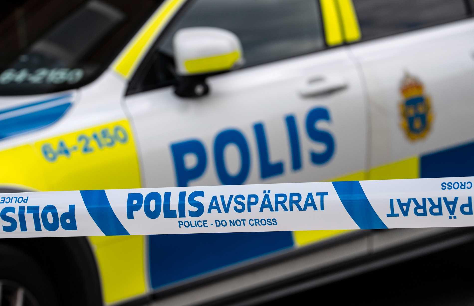 Skottlossningen ägde rum i Västerås vid 22.30-tiden i fredags. Arkivbild.