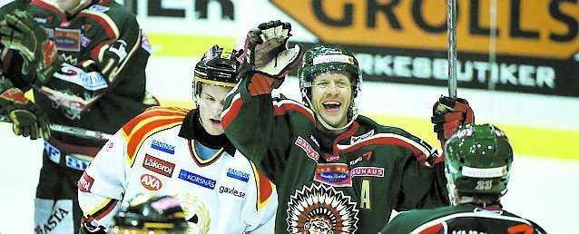 Tomi Kallio gjorde två mål och två assist. FOTO: Bobbo Lauhage/Kamerapress